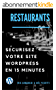 Restaurants : sécurisez votre site Wordpress en 15 minutes (Sécurité Internet PME & Indépendants t. 2)