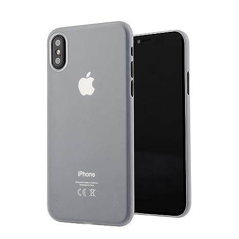 iphone x coque 0.35mm mat
