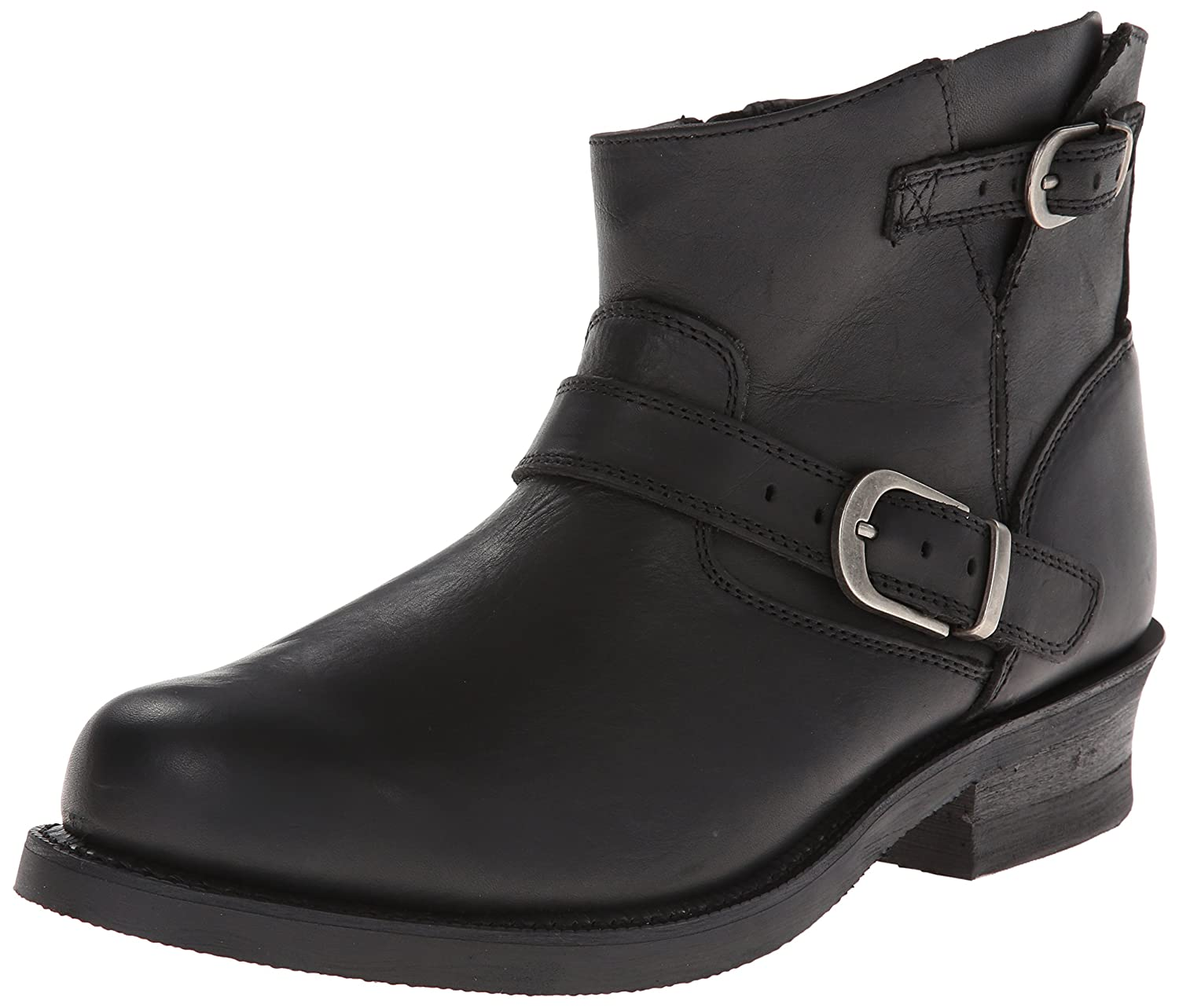 Durango Men's 6 Soho Engineer Boot Black 11.5 M DCDB023