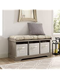 Storage Benches Amazon Com