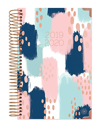 bloom daily planners 2019-2020 Academic Year Day Planner - Passion/Goal Organizer - Monthly & Weekly Dated Calendar Agenda Book - (August 2019 - July ...