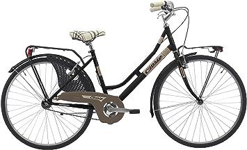 Bicicleta de paseo para mujer de 26 pulgadas de Cinzia Friendly, mujer, 8033389460150,