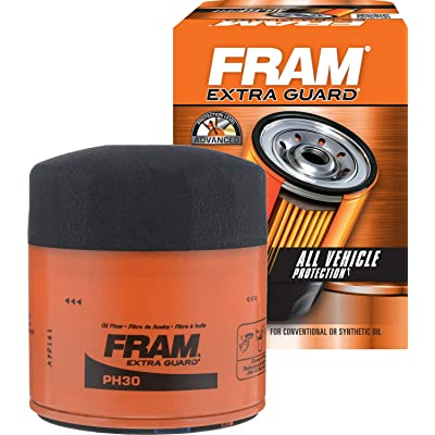 FRAM PH30 Extra Guard Passenger Car Spin-On Oil Filter: Automotive