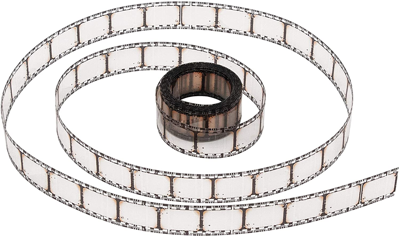 Filmstrip Ribbon by Tim Holtz Idea-ology, 3 Yards, 5/8 Inches, Plastic, TH92820