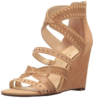 Jessica Simpson Zenolia Wedge Sandal wUCQ2