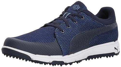 87e3067ba40 PUMA Men  s Grip Sport Golf-zapatos