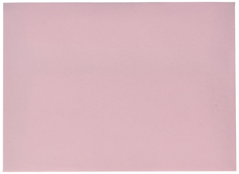 JAM Paper A7 Invitation Envelope - 133.35mm x 184.15 (5 1/4 x 7 1/4) - Light Baby Pink - 25/pack 155627