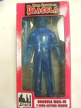 Figura de acción Bela Lugosi as Dracula Dracula Mail en Azul Claro de 7 Pulgadas por Figures Toy Co.: Amazon.es: Juguetes y juegos
