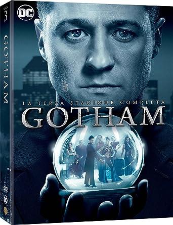 Gotham - Stagione 3 (6 DVD)