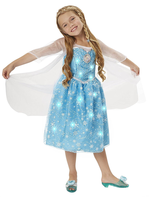 Amazon disney frozen elsa musical light up little girls dress amazon disney frozen elsa musical light up little girls dress toys games voltagebd Choice Image