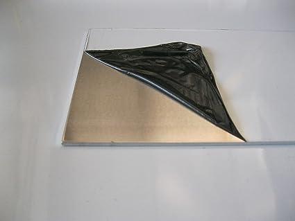 """.125/"""" 5052 Aluminum 1//8/"""" x 8/"""" x 18/"""" Aluminum Plate"""