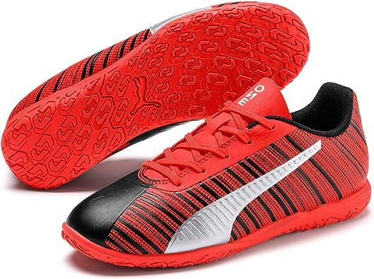 radical Interconectar Magistrado  Puma One 5.4 IT- Zapatilla de fútbol Sala para niños (37): Amazon.es:  Zapatos y complementos