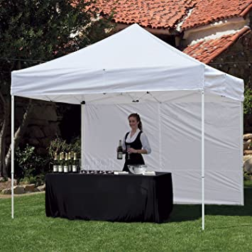 Z-Shade Commercial Shelter - 10u0027 x ... & Amazon.com: Z-Shade Commercial Shelter - 10u0027 x 10u0027: Sports u0026 Outdoors