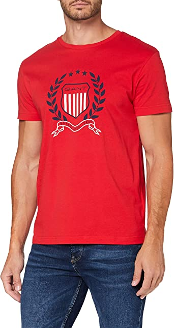TALLA XS. GANT Camiseta para Hombre