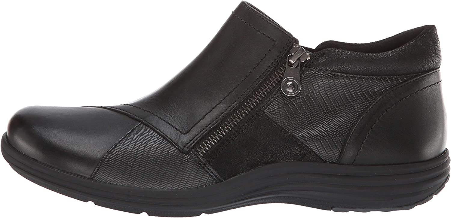 Aravon Womens Beaumont Patch Boot Ankle