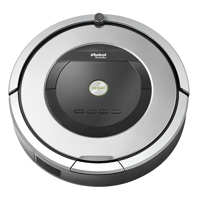 iRobot Roomba 860 aspiradora robotizada - Aspiradoras robotizadas (Alrededor): Amazon.es: Hogar