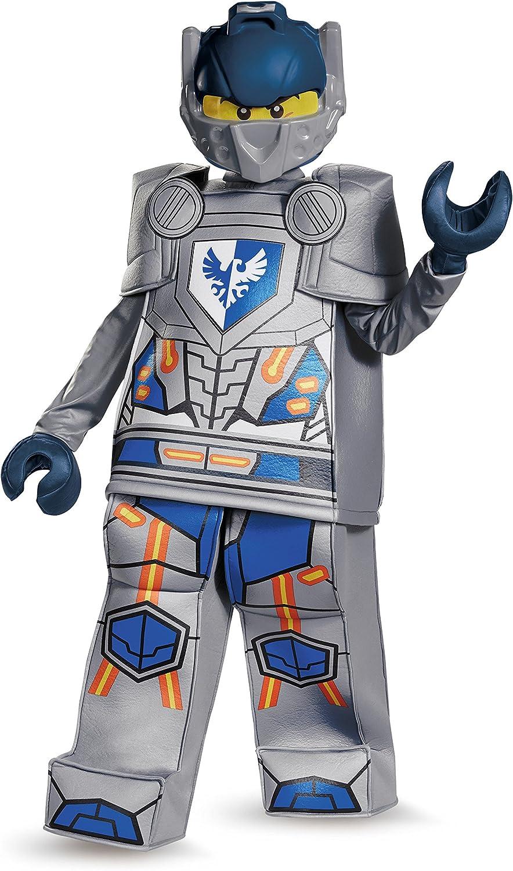 Nexo Knights Disfraz Prestige Clay de Lego: Amazon.es: Juguetes y ...