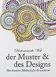 Idena 68130 - Libro da Colorare per Adulti, Motivo Immagine E Design, Pagine 64