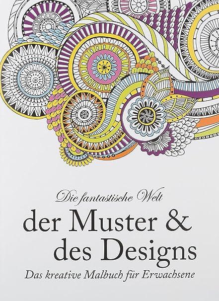 Idena 68130 - Libro para Colorear para Adultos, diseño geométrico y ...