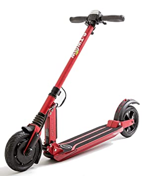 E-Twow Patinete eléctrico Booster S 36V 8,7Ah, Rojo: Amazon ...