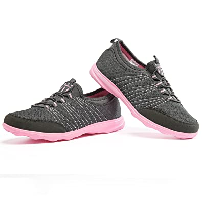 e680ef20b2c VIGSHOENIA Performance Women s Comfortable Go Walking Shoe (8.5