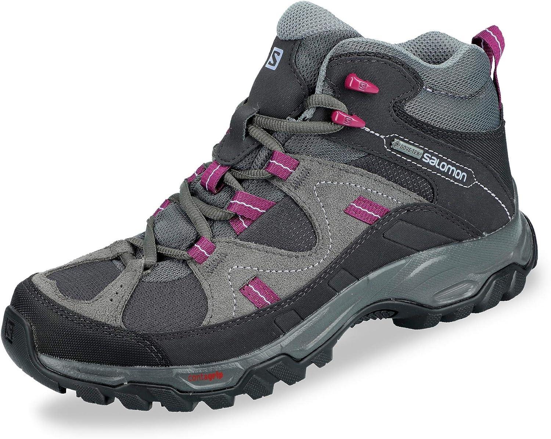 SALOMON Meadow Mid l GTX Anth Chaussures Marche