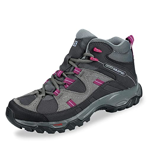 SALOMON L40779800 Meadow Mid Damen Gore TEX® Wanderstiefel