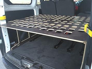 SmartPlayhouse Estrutura de Cama para Furgoneta Ford Transit Custom: Amazon.es: Coche y moto