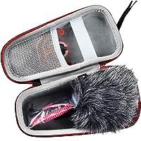 WERICO twarde etui podróżna torba do przenoszenia rody VideoMicro kompaktowy mikrofon na aparat