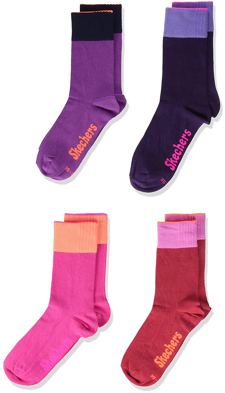 Skechers Socks, Calzini Bambina, SK41006000