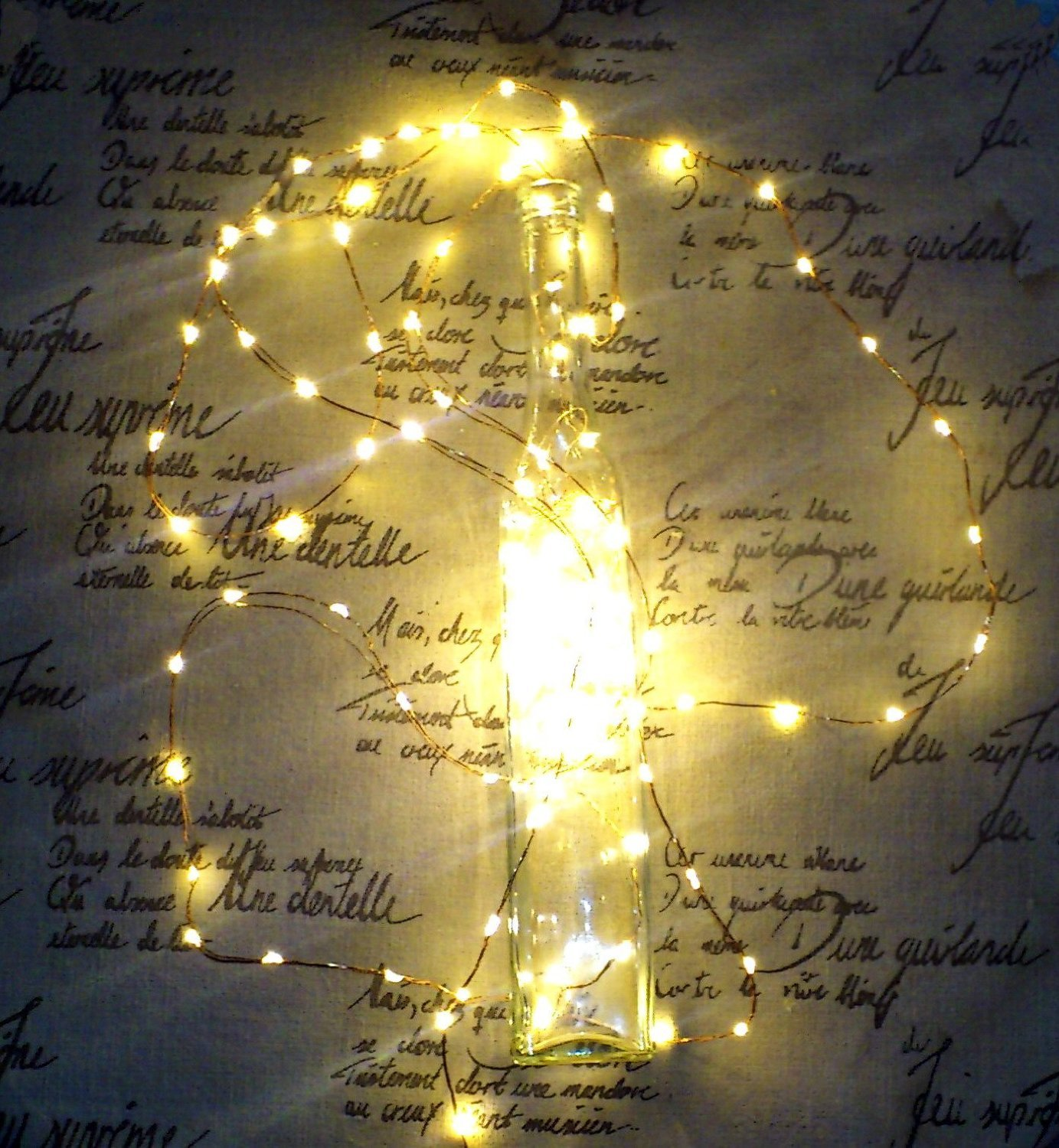 Amazon.com: Fairy Lights (20Ft/120LEDs) - Warm White Stylish Led ...