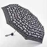 Fulton Folding Umbrella, 1 Liter, Marching Elephants