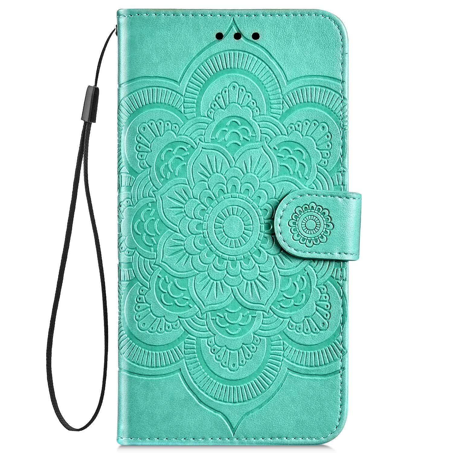 Saceebe Compatible with Case Cover iPhone 7 Plus//iPhone 8 Plus green