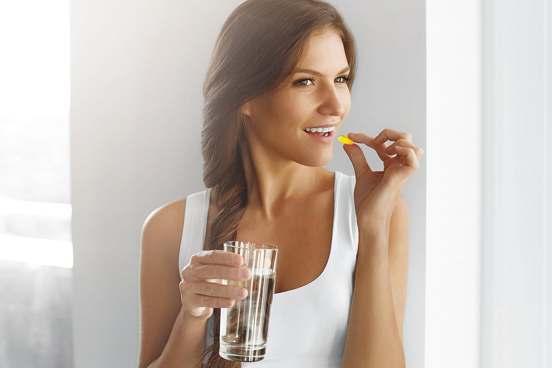 Selenio LINEAVI | 200 µg por cápsula | refuerza el sistema inmunológico, el tiroides, las células, la piel y el cabello | sin estearato de magnesio ...