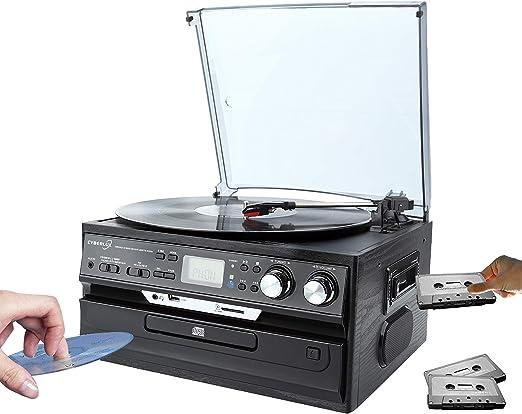 Hyundai Retro Cadena Musical Nostalgie Diseño ANL equipo estéreo ...