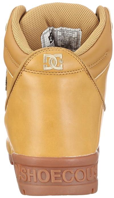 DC Shoes Rover EU H2 Zero D0302476, Scarpe sportive uomo, Giallo (Gelb (Wheat WE9D)), 44.5