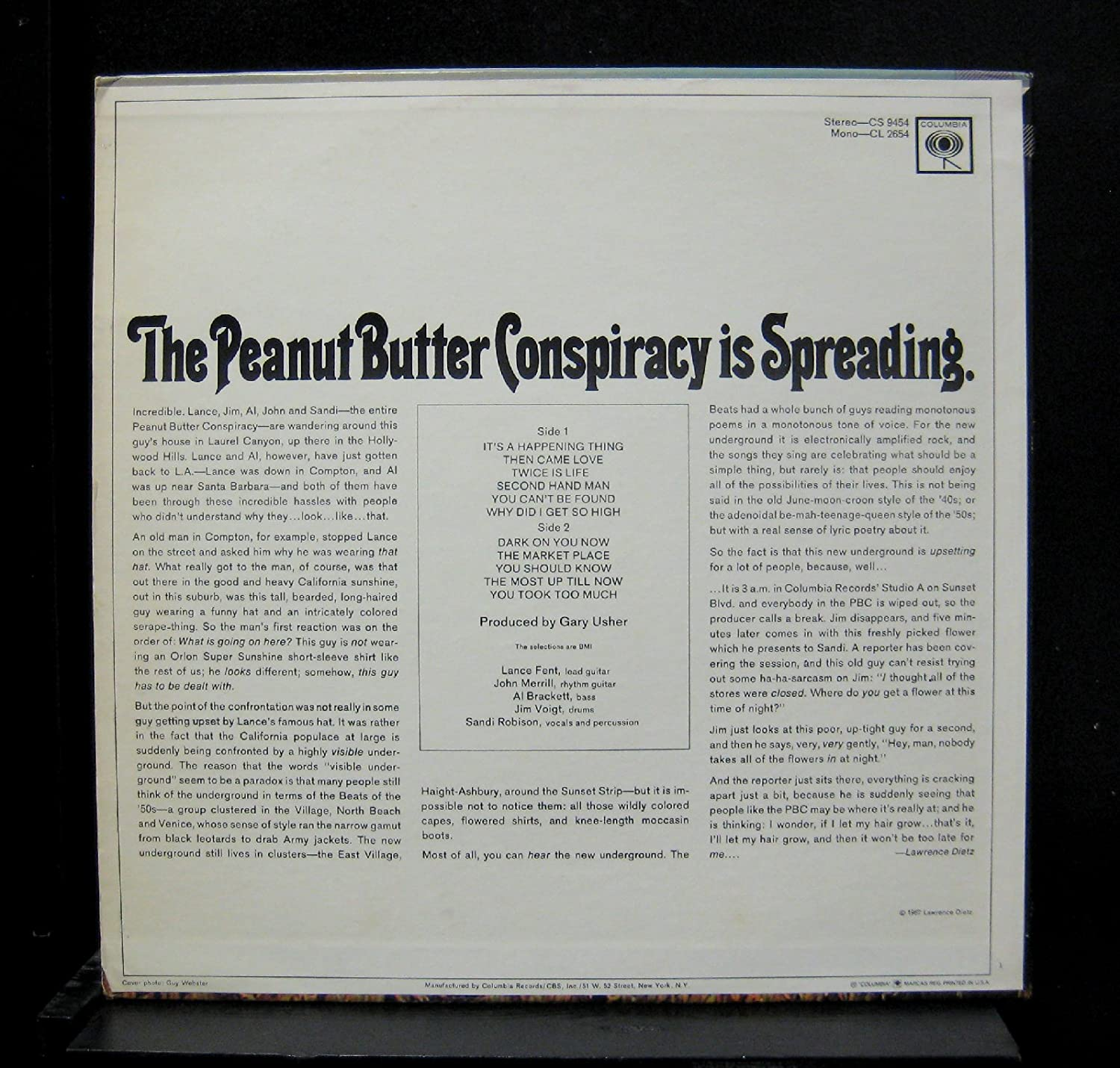 the peanut butter conspiracy the peanut butter conspiracy