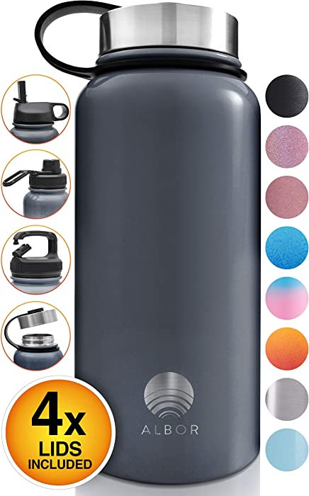 Top 9 Vacuum Insulated Water Bottle 32Oz