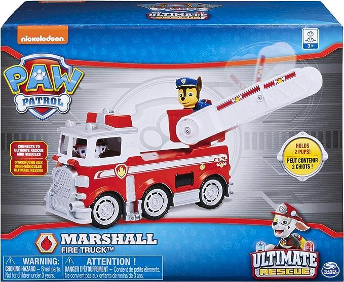 Ultimate RescueAuswahl Fahrzeuge mit beweglicher Spiel-FigurPaw Patrol