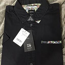 Amazon ルーカ Tシャツ Ag041 126 メンズ ブラック Us S 日本サイズm相当 Tシャツ カットソー 通販