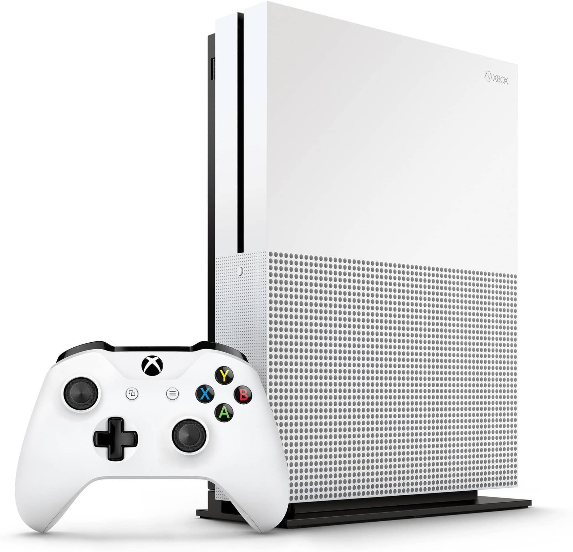 Xbox One S 500 Gb Console (Certified Refurbished) [Video Game] by Microsoft