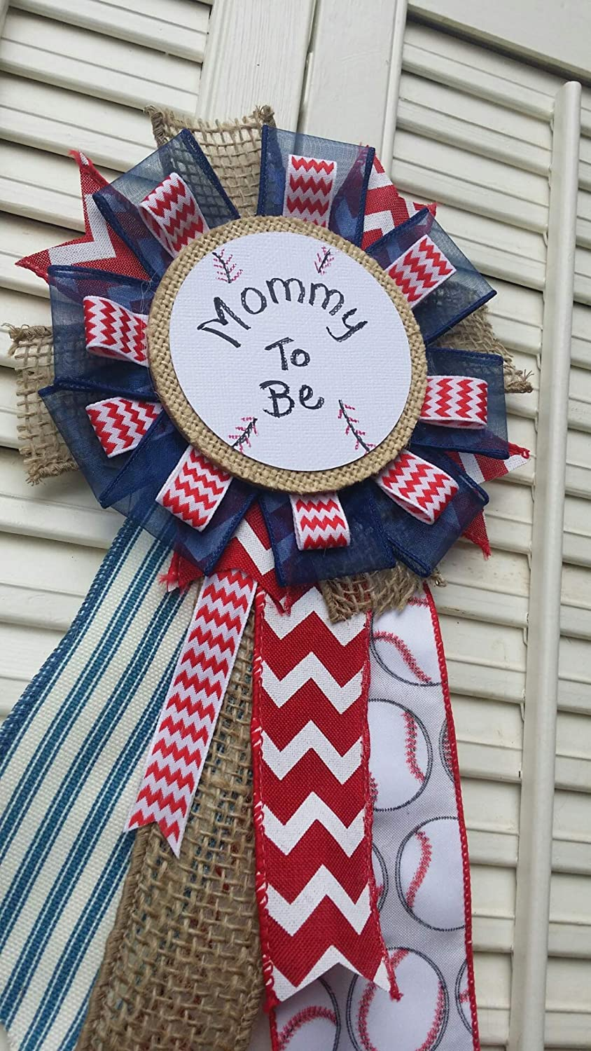 Mommy to Be Pin for Baby Shower