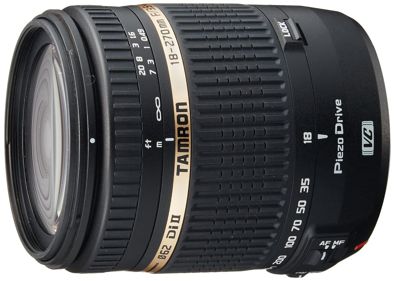 Tamron BE Objetivo para cámara Canon mm apertura f estabilizador óptico color