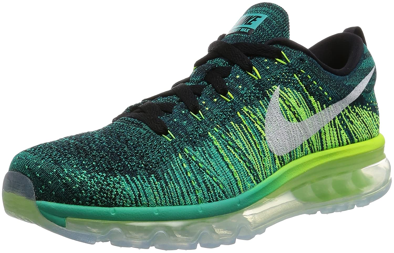 buy popular 1b10e 8c2ba Nike Flyknit Air Max Mens Running Trainers 620469 Sneakers Shoes