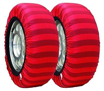 Amazon.es: Feroli Cadenas Textiles para Nieve ISSE Tribologic Classic (Talla 66)