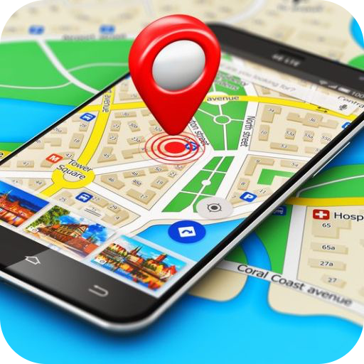 Maps, Navigation & Directions (Best Android Navigation App With Traffic)