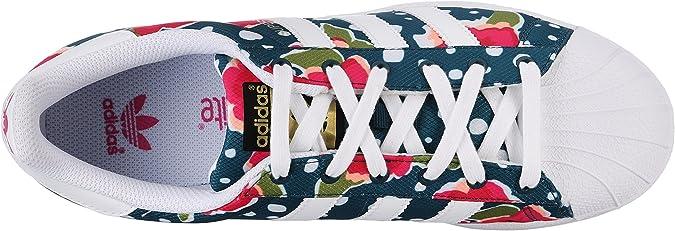 zapatillas mujer adidas flores