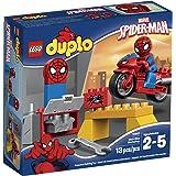LEGO DUPLO 10607 Super Heroes Marvel Spider-Man Web-Bike Workshop