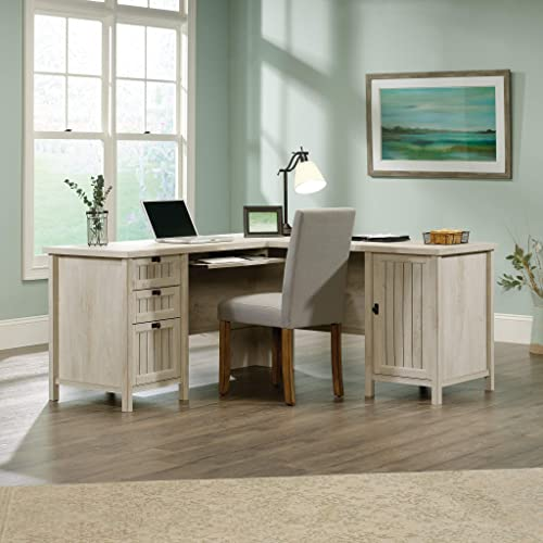 Sauder Costa L-Shaped Desk