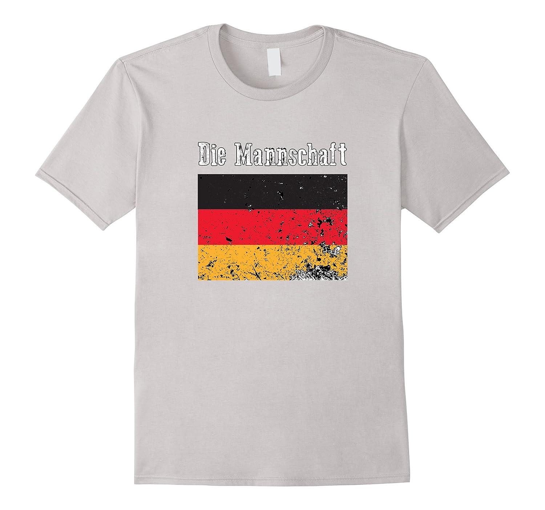 wholesale dealer e8d2e c3934 Germany National Football Team T-shirt | Die Mannschaft-TH